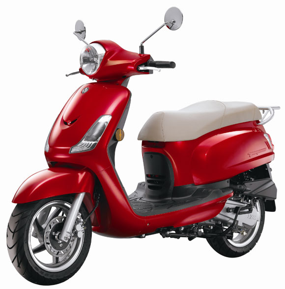 Rent A Scooter Budapest Fiddle 50