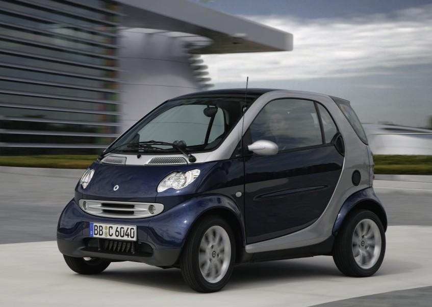 Smart ForTwo 600i Car AUT